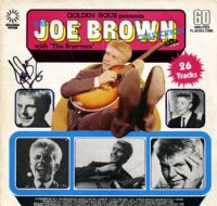 Golden Hour Presents The Joe Brown Collection - (VGC, Signed)